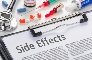 Ketamine infusion side effects