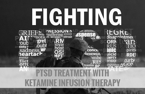 PTSD-Treatment-With-Ketamine-Infusion-Therapy-after-war Types of Trauma during War and PTSD Treatment Los Angeles Southern California