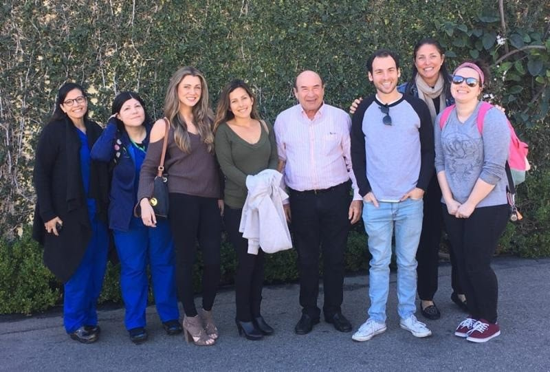 unnamed-2-1 Dr. Mandel thanks his team for employee appreciation week! Los Angeles Southern California