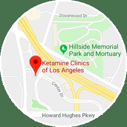 Ketamine Clinics of Los Angeles Ubicación