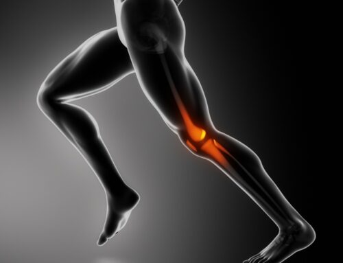 Ketamine may help to relieve osteoarthritis pain and inflammation