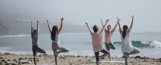 Yoga depression healing